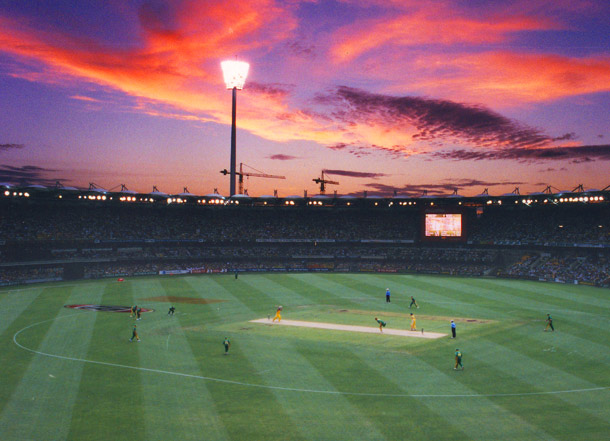 The Gabba in Brisbane - just 6 minutes from Lancaster Court Motel Annerley