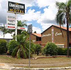 Accommodation Annerley Lancaster Court Motel Home